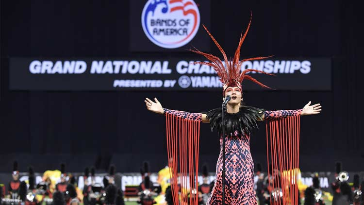 Bands of America Grand National Championships, presented by Yamaha 2