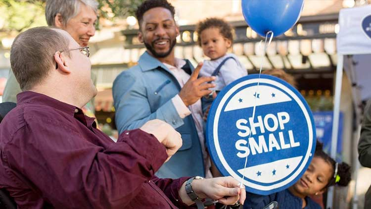 Small Business Saturday 3
