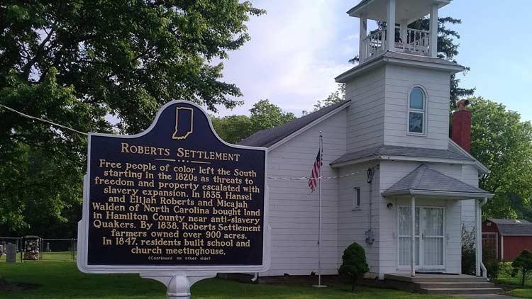 Historic Roberts Settlement