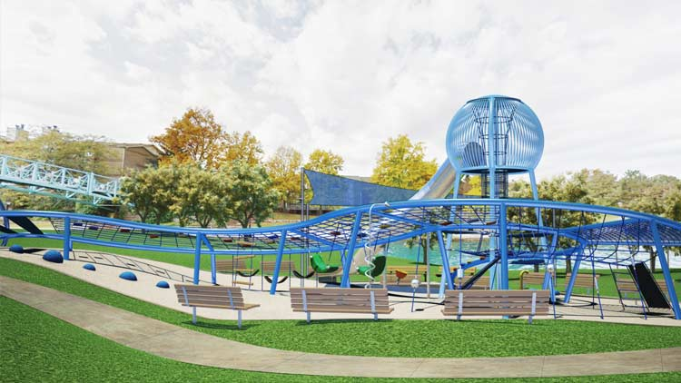 Colts Canal Playspace