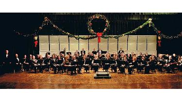 Greater Greenwood Community Band - Christmas Concert