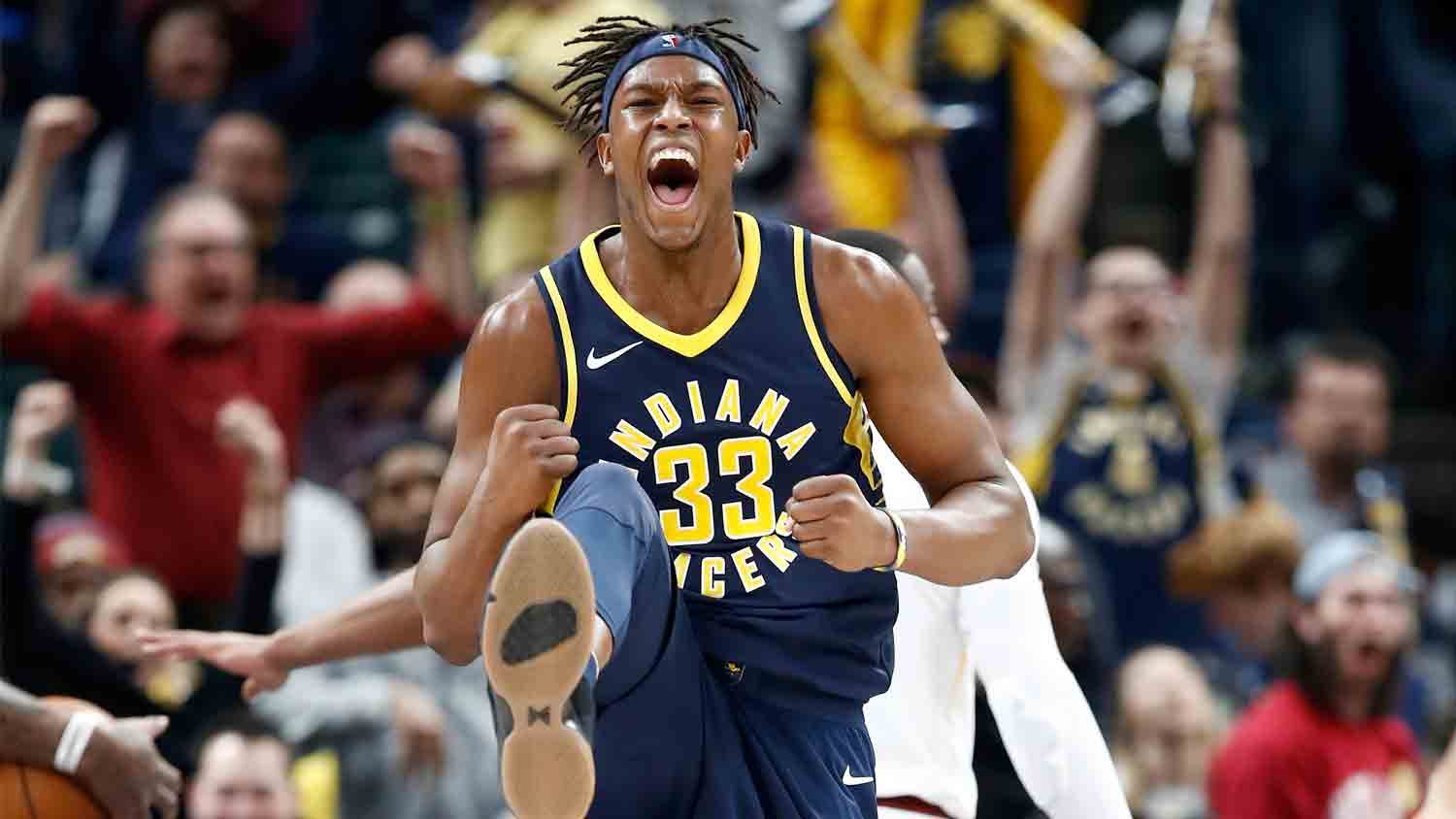 Indiana Pacers 25