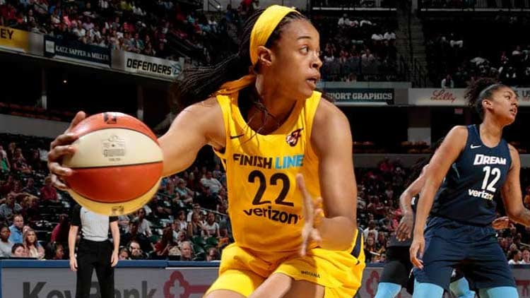 Indiana Fever 16