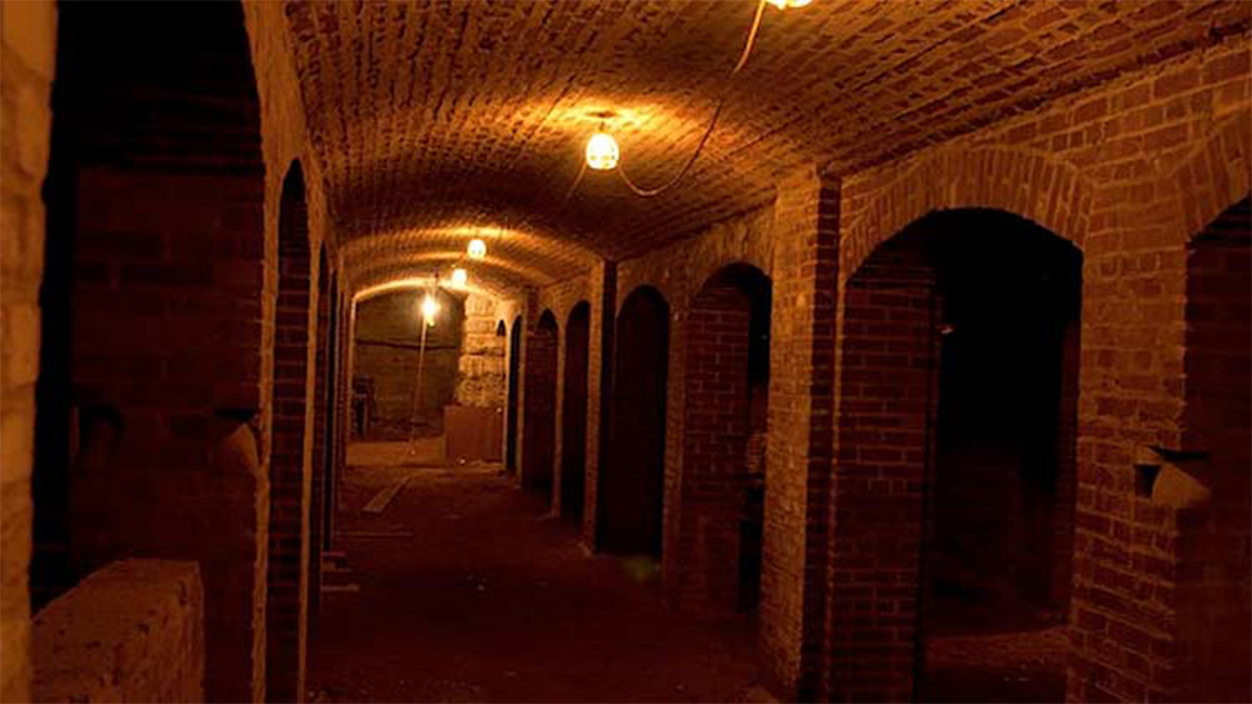 3 history buffs catacombs