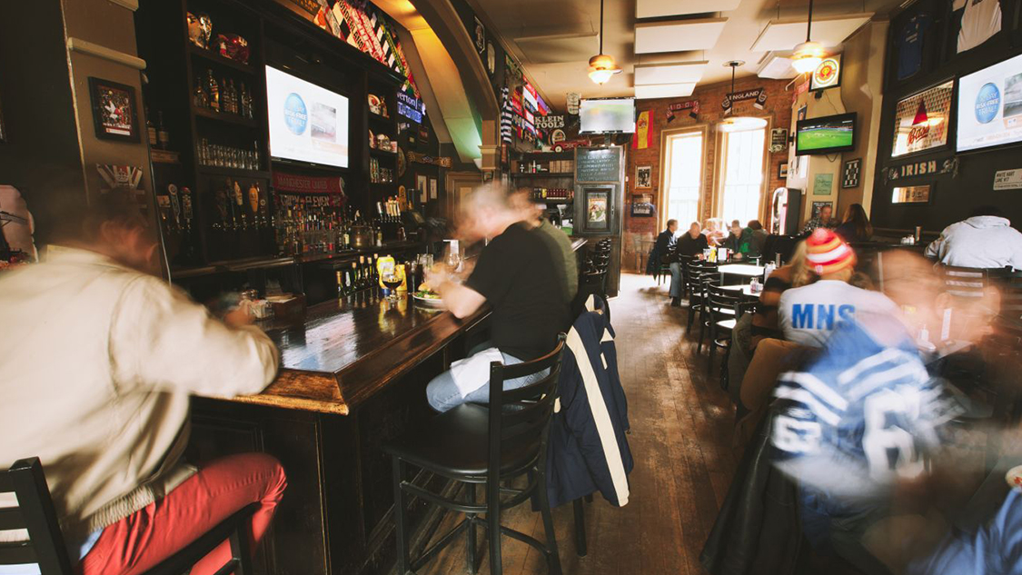 Indy's Best Sports Bars