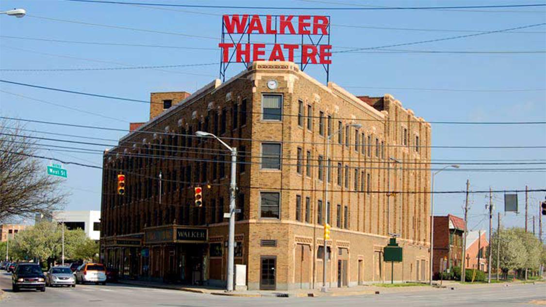 Madame Walker Theatre