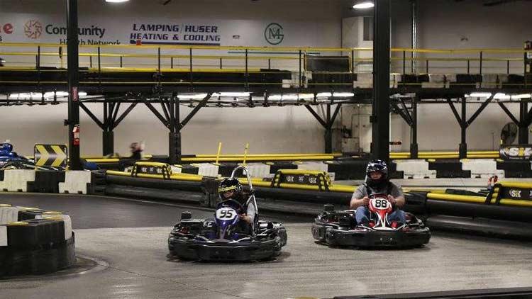 Speedway Indoor Karting 11