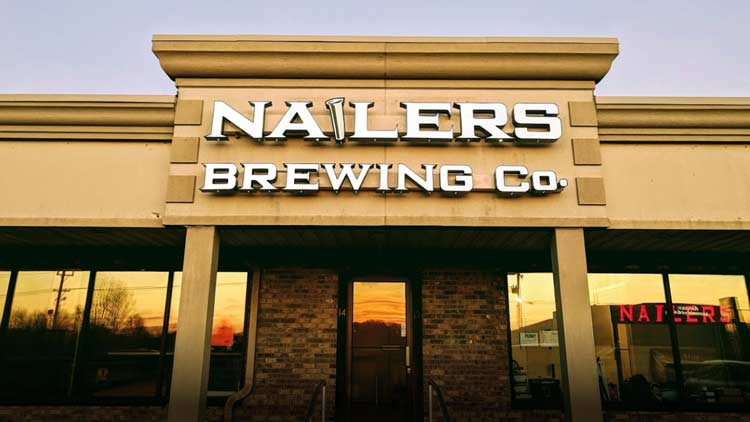 Nailers Brewing Co.