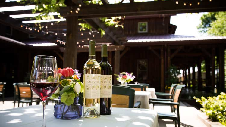 Oliver Winery 5