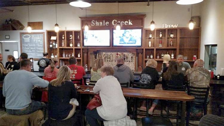 Shale Creek Brewing 4