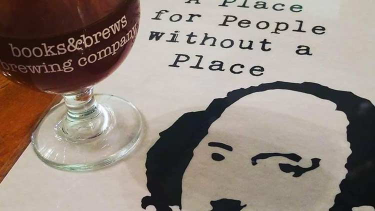 Books & Brews Used Bookstore and Taproom