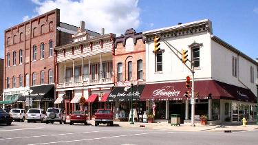 Downtown Noblesville Square