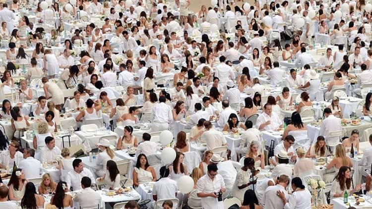Le Diner en Blanc
