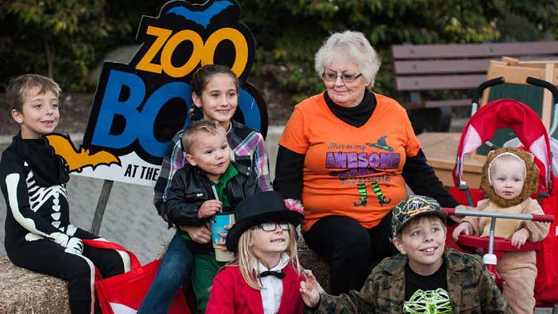 Halloween ZooBoo