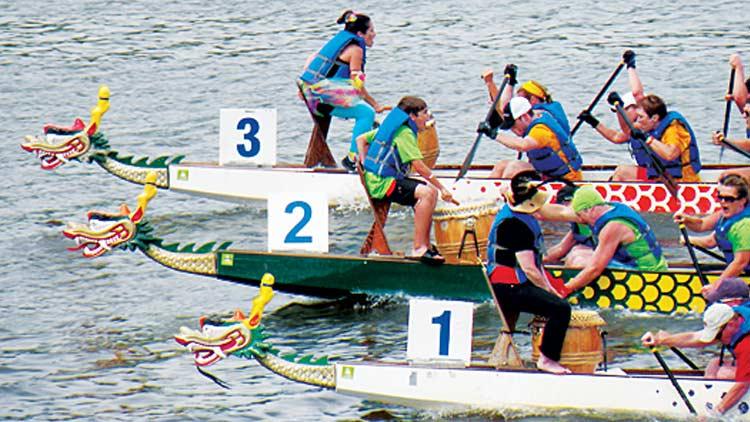 White River Dragon Boat Race & Festival 1