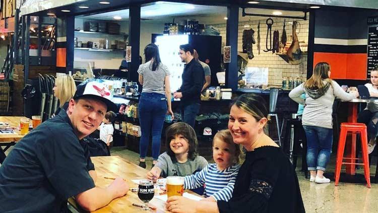 Oca at Sun King Brewery 5