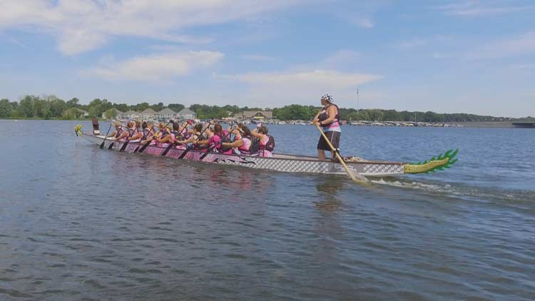 White River Dragon Boat Race & Festival 4