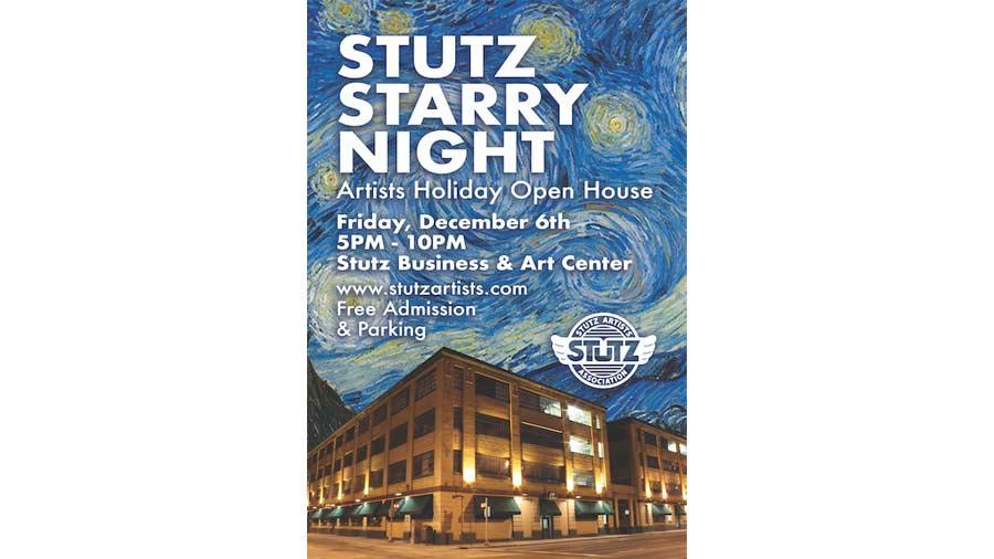Stutz Starry Night