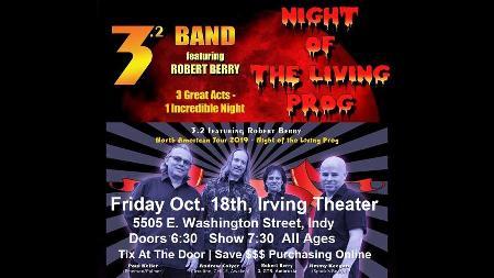 Night of the Living Prog