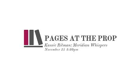 Pages at the Prop - Kassie Ritman