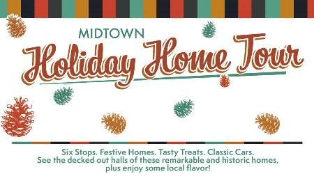 Midtown Holiday Home Tour