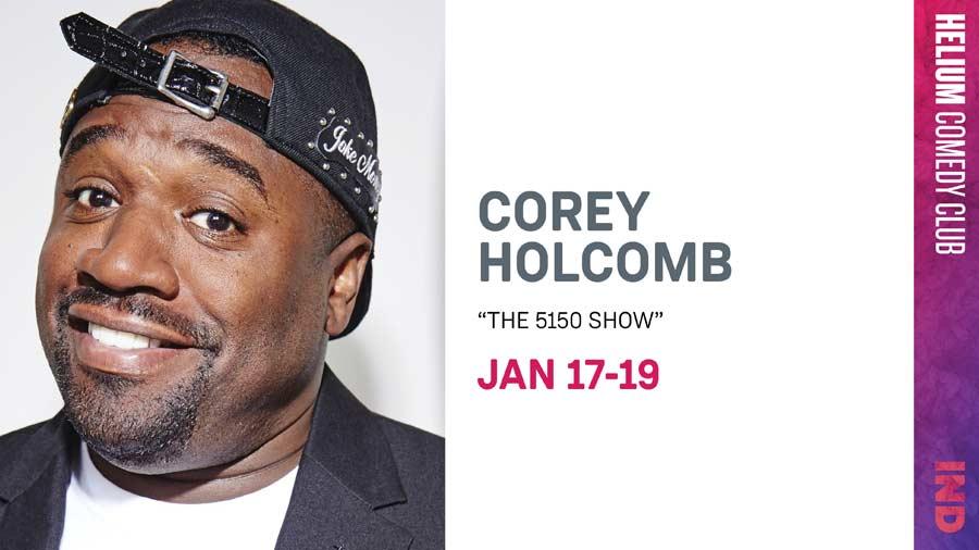 Corey Holcomb