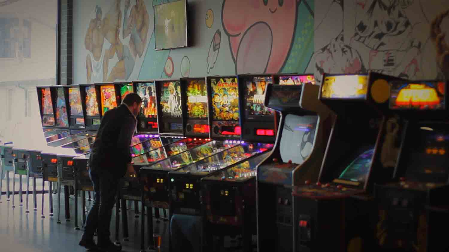 Tappers Arcade Bar 20