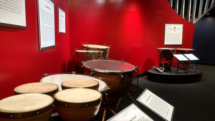 Timpani Through Time