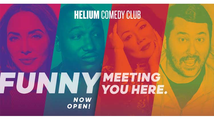 Helium Comedy Club 1