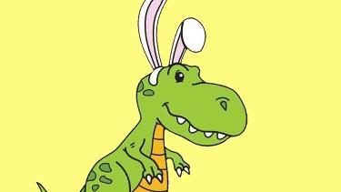 Bunnysaurus Rex