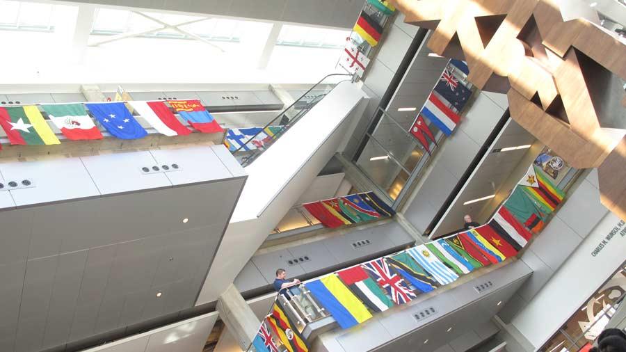 The International Center 2