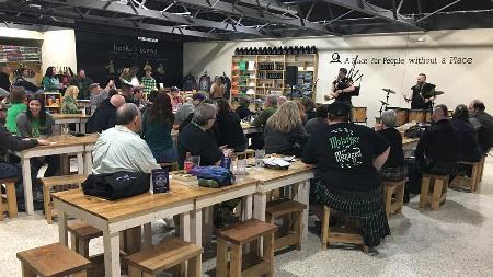 Books & Brews - South Indy