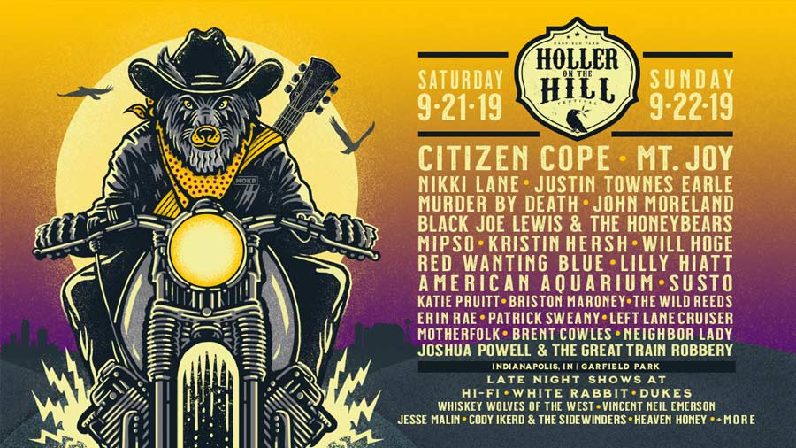 Holler On The Hill Festival