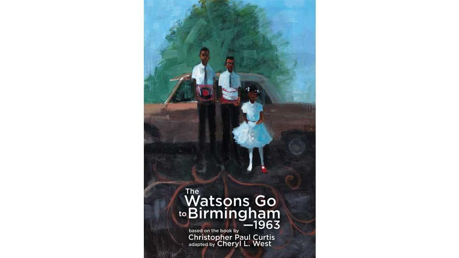 The Watsons Go to Birmingham -- 1963