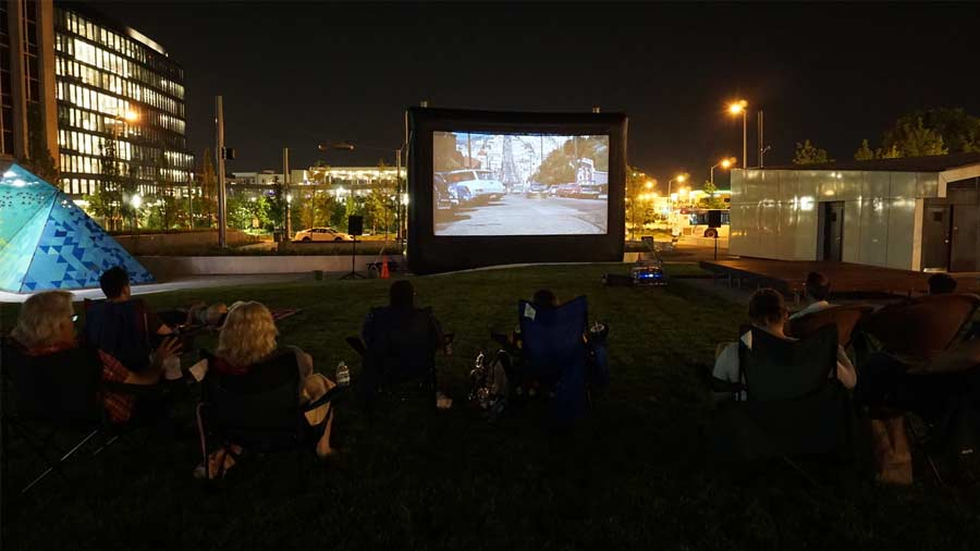 Bike-In Movie Night - The Triplets of Belleville