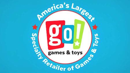 Go! Games & Toys at Circle Centre