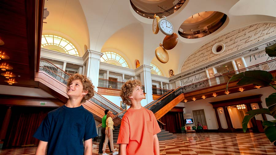 Visit 8 of Indy's Best Museums for FREE!