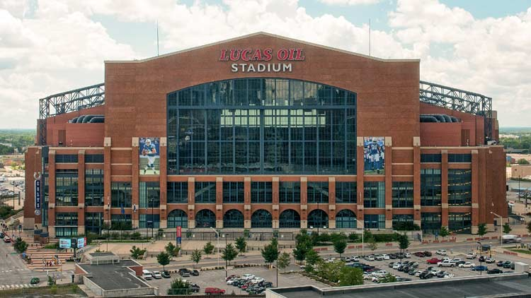Lucas Oil Stadium 28