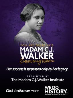 Indiana Historical Society Walker Exhibit WebAd Tower 092419