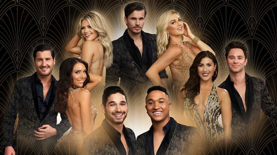 Dancing with the Stars Live 1