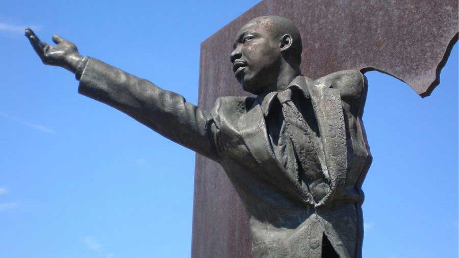 MLK Day 2020 in Indy