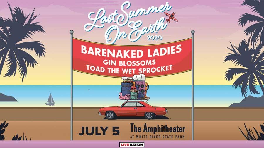 Barenaked Ladies - Last Summer on Earth