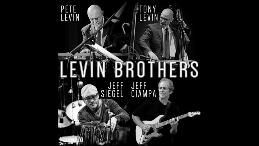 Levin Brothers Jazz Quartet