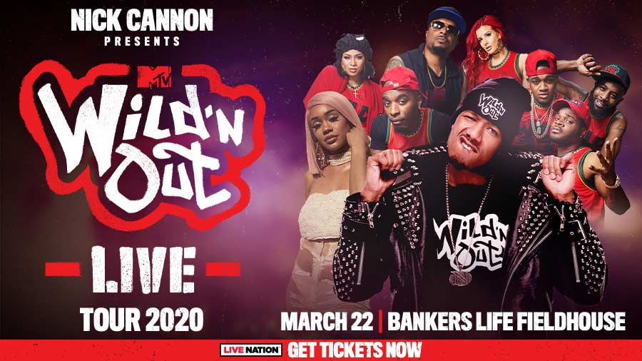 Nick Cannon's Wild N' Out Tour 1