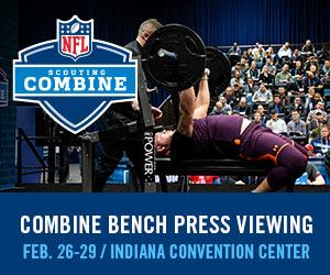 NFL Combine Premium WebAd 010920