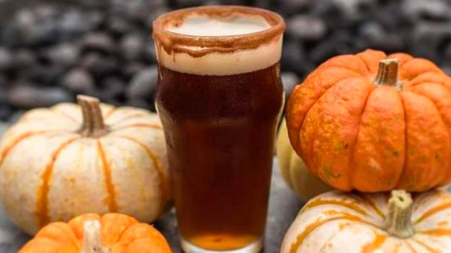It's the Great Pumpkin Beer, Charlie Brown