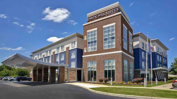 Springhill Suites - Indianapolis Airport Plainfield