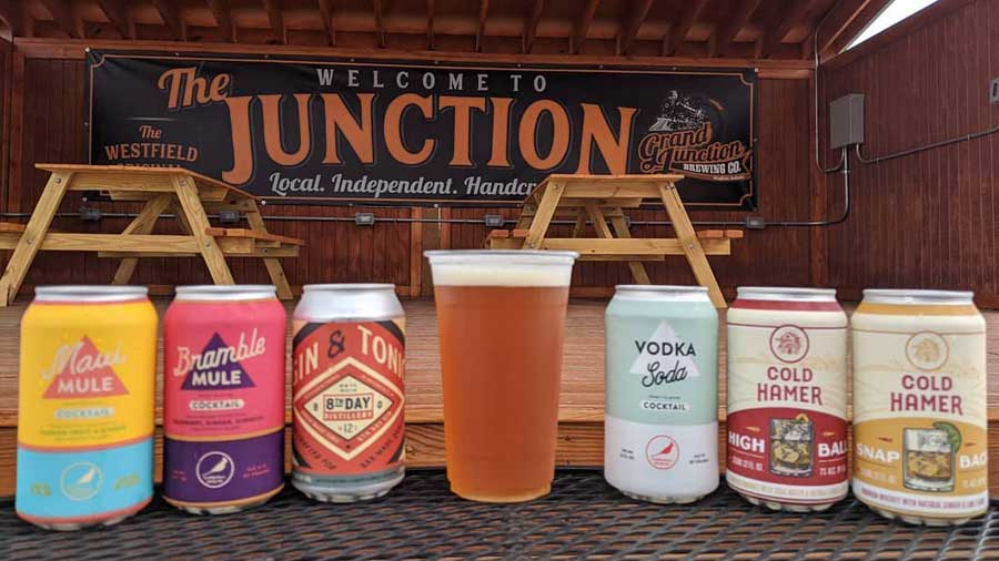 Grand Junction Brewing Co. 12