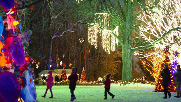 Indianapolis Holiday Attractions