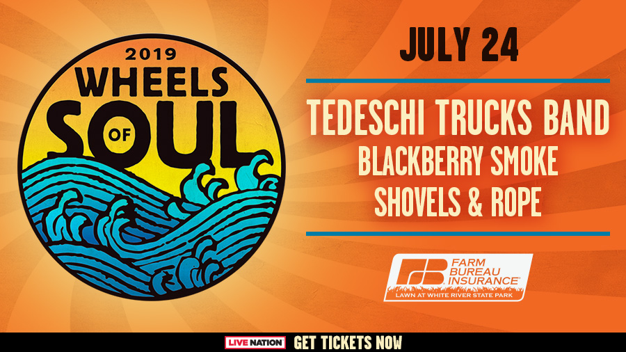 Tedeschi Trucks Band with Blackberry Smoke, Shovels & Rope 1